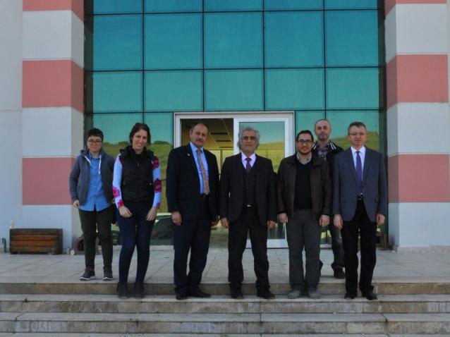 Yalova Üniversitesi Mühendislik Fakültesi Yeni Binasına Taşındı