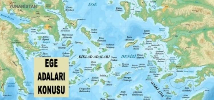 Ege Adaları Ve Lozan