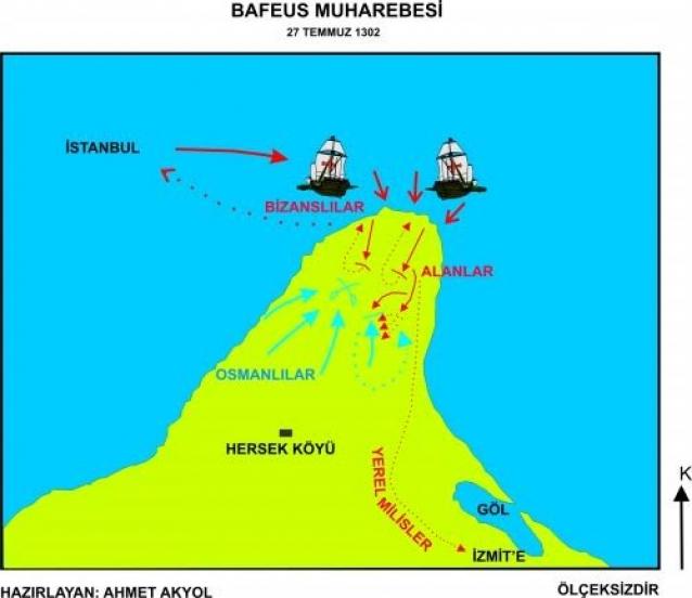 Yalova Muharebesi Ve Osmanlı