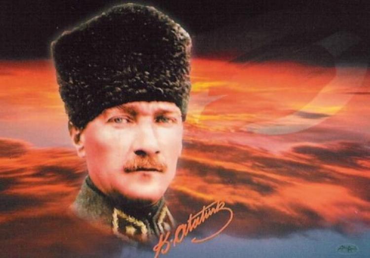 Evrensel Atatürk Çin'de