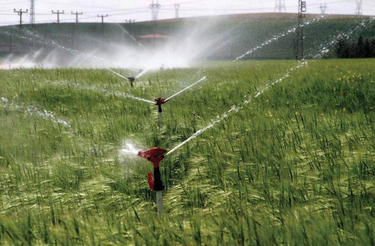 15 Çiftçiye 367 Bin TL Bireysel Sulama Desteği Ödendi