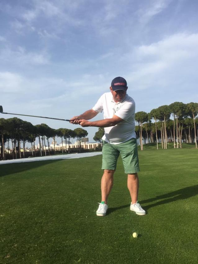 Yalova'nın Golfteki Gururu Latif Limon
