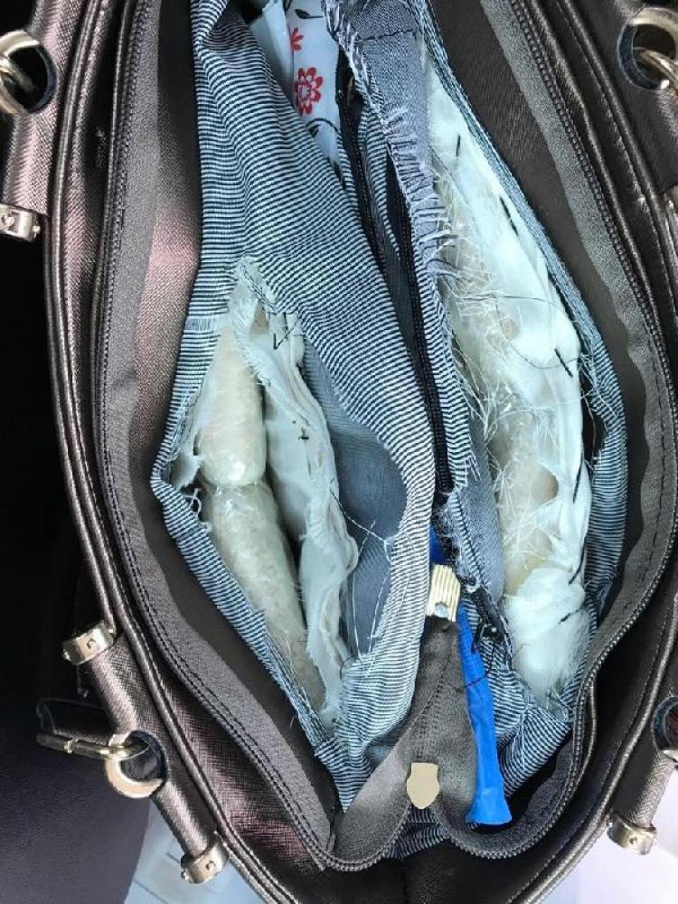 2 Kilo Baz Morfin Yakalandı