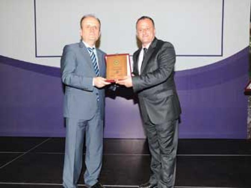 2011 En 11 Ödülü, Yıldırım'a Verildi