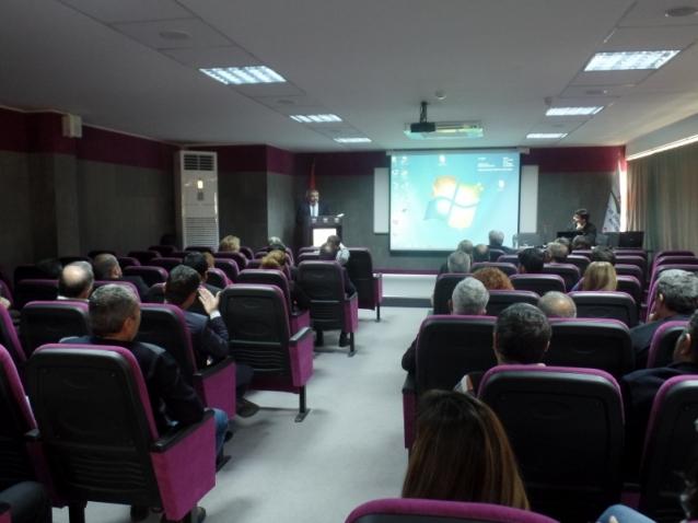 2016 Yılı Genel Değerlendirme Ve İstişare Toplantıları Tamamlandı