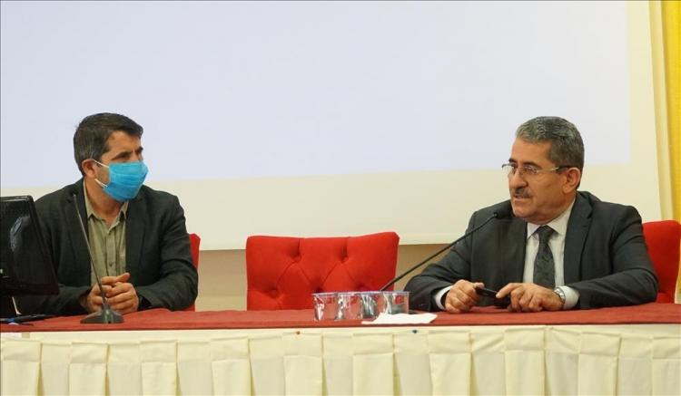 """""""2021 Kalite Komisyonu"""" Toplantısını Gerçekleştirdi"""