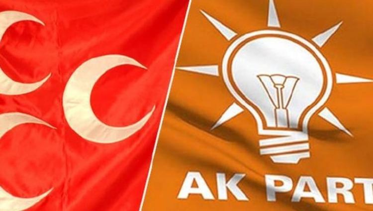 Ak Parti-MHP İttifakı Masada