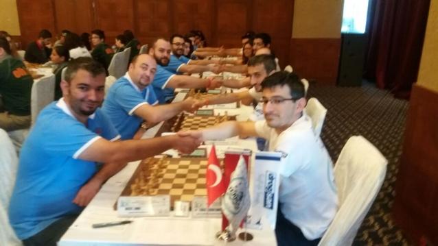 Yalova Belediyespor Kulübü Satranç Takımından Büyük Başarı