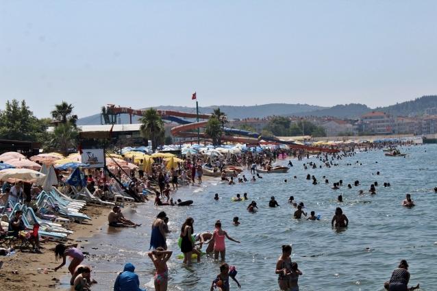 34 Bin Nüfuslu İlçede 400 Bin Turist Bulunuyor