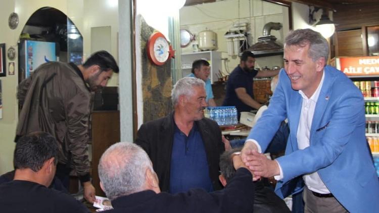 Ertan Şener'den Müthiş Tempo