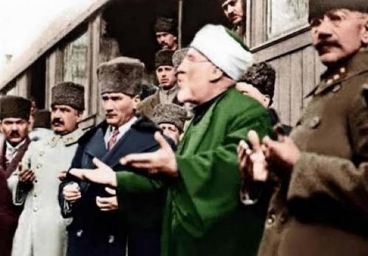 M. Kemal Paşa'yı Anadolu'da İlk Karşılayanlar