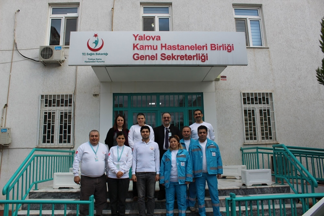 4 Bin 750 Hastaya Evde Sağlık Hizmeti Verildi
