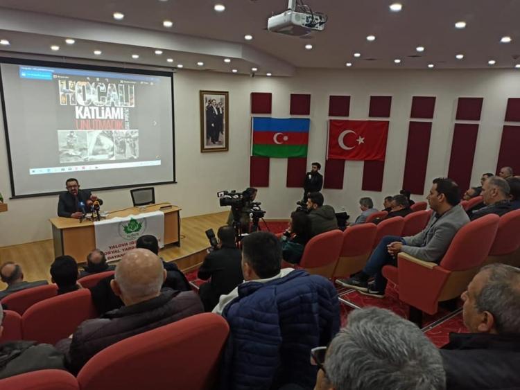 41 Dernekten Azerbaycan'a Destek Mesajı