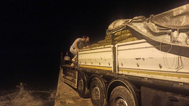 44 Ton Kaçak Mideye Ele Geçirildi
