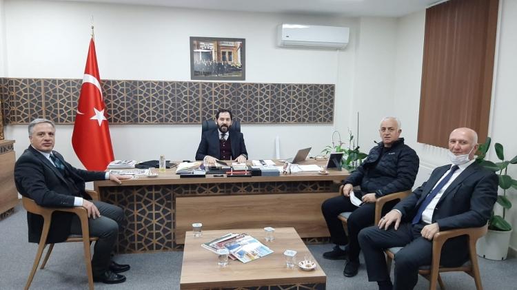 Acar'dan Soygüzel'e Ziyaret