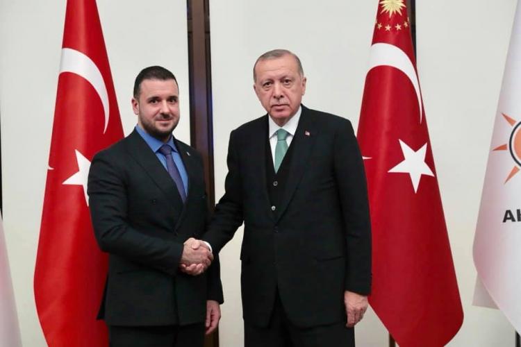 """""""Adayımız Yusuf Ziya Öztabaktır"""""""