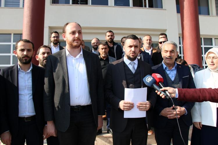 Ak Parti Yalova Merkezdeki 245 Sandığa İtiraz Etti