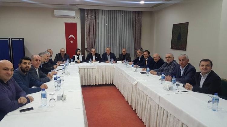 Ak Parti İstişare Toplantısı Esenköy'de Gerçekleştirildi