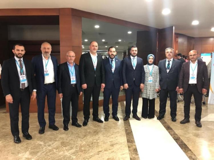 Ak Parti Kızılcahamam Kampına Tam Kadro Katıldı