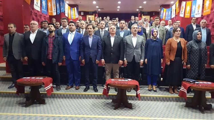 Ak Parti Termal Danışma Meclisi Yapıldı
