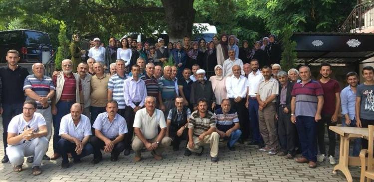 Ak Parti'den Köylere Teşekkür Ziyareti
