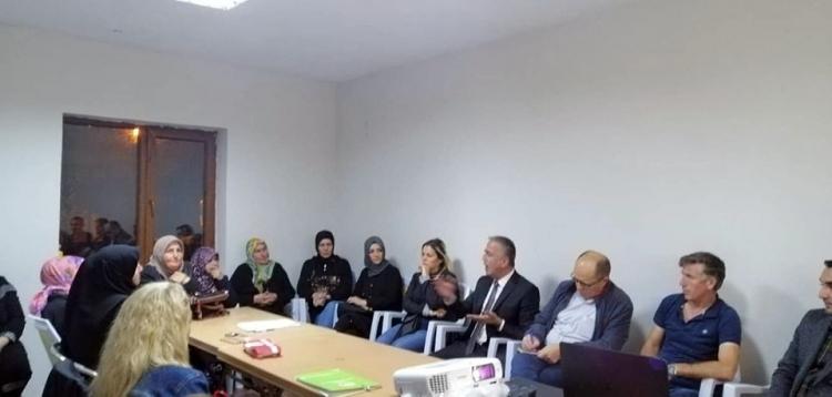 Akköy'de Kadın Girişimcilere Kooperatifçilik Anlatıldı