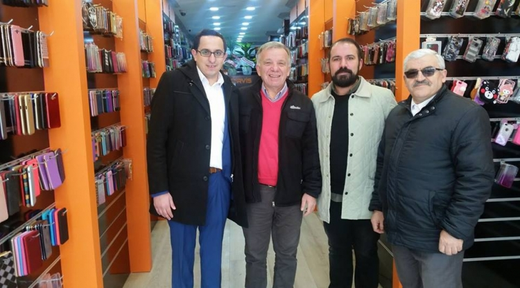 Aksesuar Store Açıldı