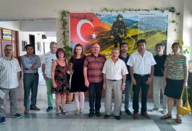 Alman Heyet Fatih Projesine Hayran Kaldı