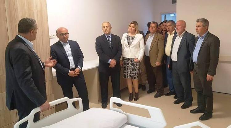 Altınova, Hastanesine Kavuştu