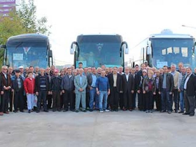 Altınova Ve Çiftlikköy Üreticileri Bursa Tarım Fuarında Buluştu