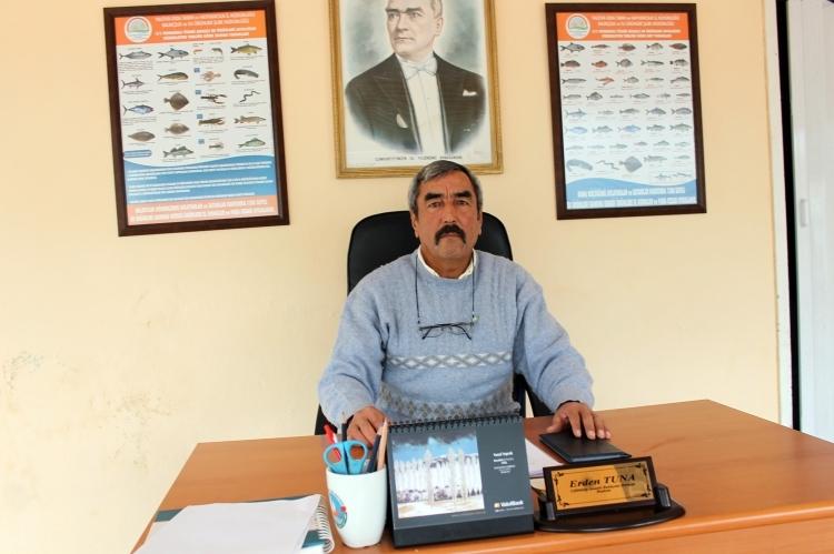 Amatör Balıkçılardan Vali Erol'a Teşekkür