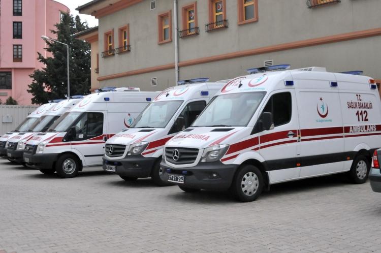 Ambulanslar Güven Veriyor