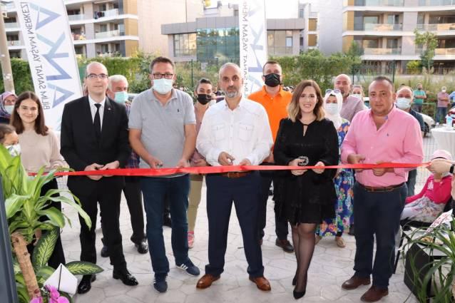 Anka Bilim Sanat Yaşam Merkezi Açıldı