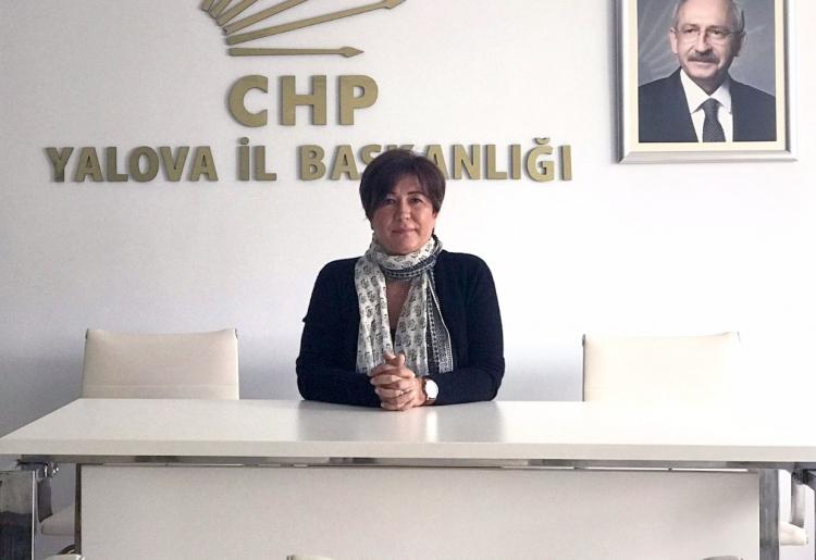 """""""Ankara'dan Yalova'ya Yatırım Değil Dedikodu Getirmiş"""""""