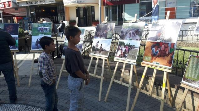Arakan'daki Vahşet Fotoğraflarla Anlatıldı