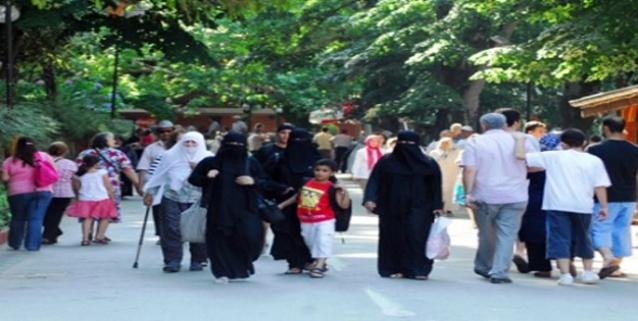 Arapların Yalova Aşkı Bitmiyor