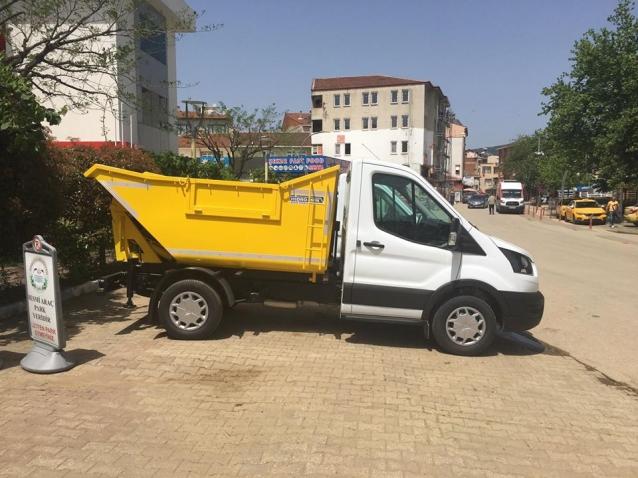 Armutlu Belediyesi Araç Parkı Güçlendi