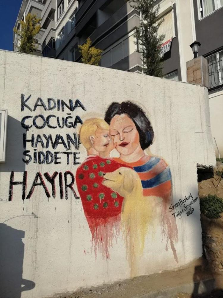 Armutlu Belediyesinden Sosyal Mesaj