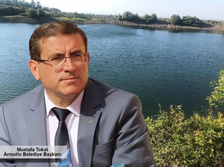 Armutlu'da Su Sıkıntısı Yaşanmayacak