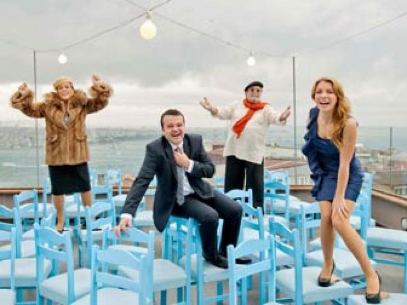 'Aşk'a 103 Adım' Yalova İçin Sahne Alıyor