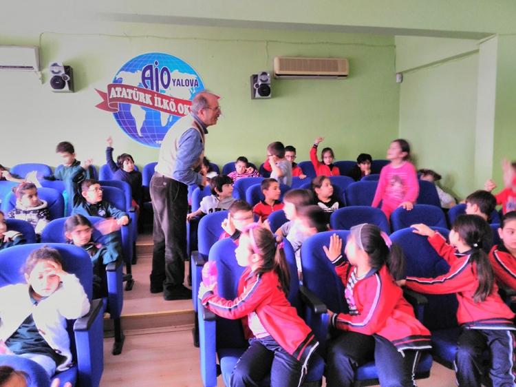 Atatürk İlkokulu Çevrecileri