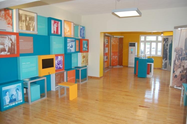 Atatürk Müzesi Çocukları Bekliyor