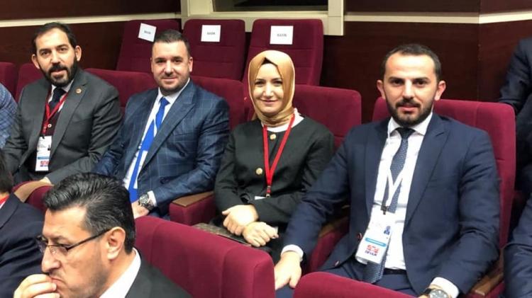 Bağatar Genişletilmiş İl Başkanları Toplantısına Katıldı
