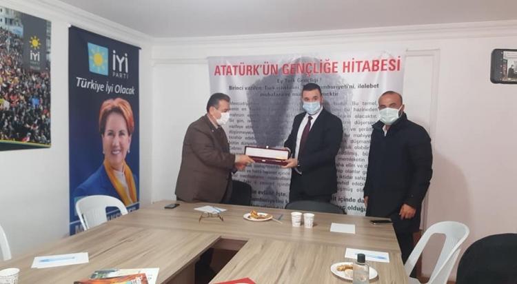 Bağatar'dan Tatar'a Ziyaret