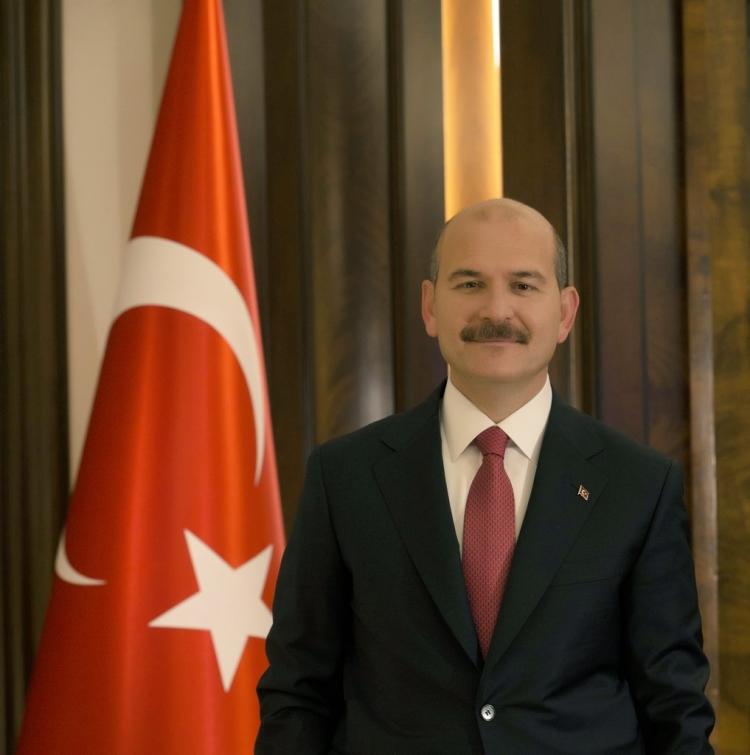 Bakan Soylu Altınova'ya Geliyor