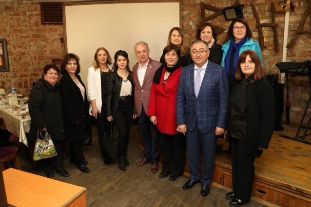 Balgöç Kadınları Başkan Salman İle Buluştu