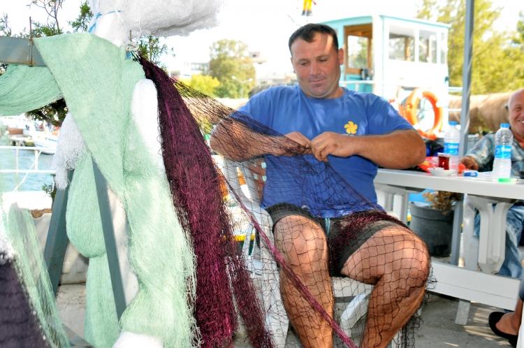 Balıkçılarda Sezon Hazırlığı Başladı