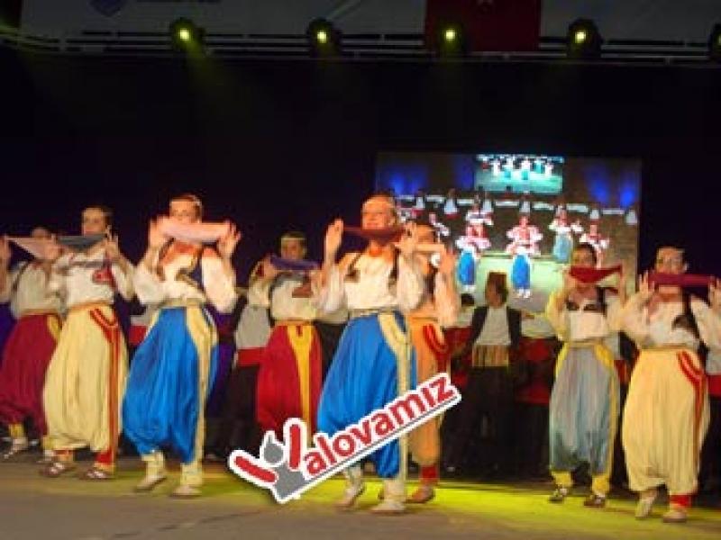 Balkan Ve Kafkas Ekipleri Aynı Sahnede Buluştu