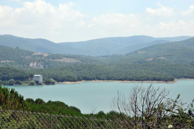 Baraj Yüzde 98 Dolulukta Sabitlendi