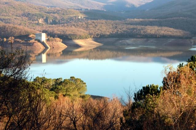 Barajda Dolu %20'ye Düştü